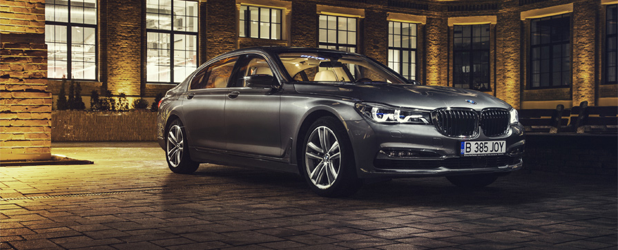 Аренда BMW 7 series