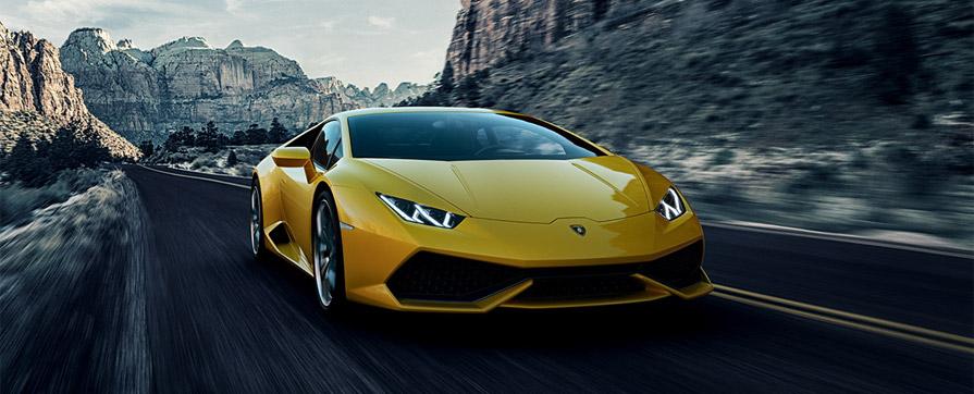 Прокат Lamborghini Huracan