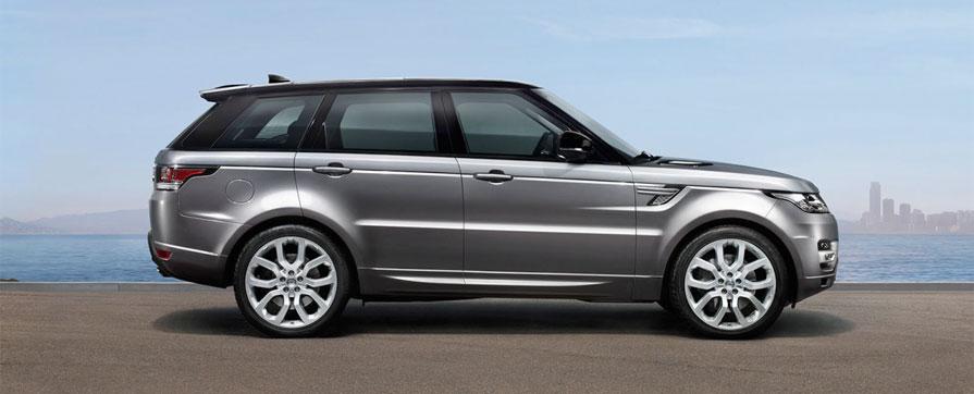 Range Rover Sport прокат в Европе