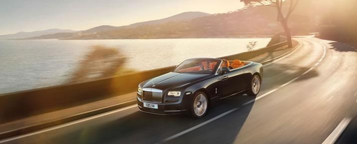 Аренда Rolls Royce Dawn