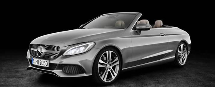 Прокат Mercedes C cabriolet