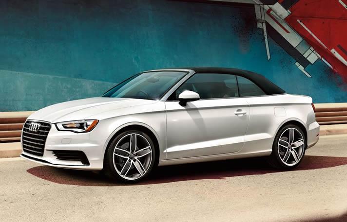 Audi A3 cab rental