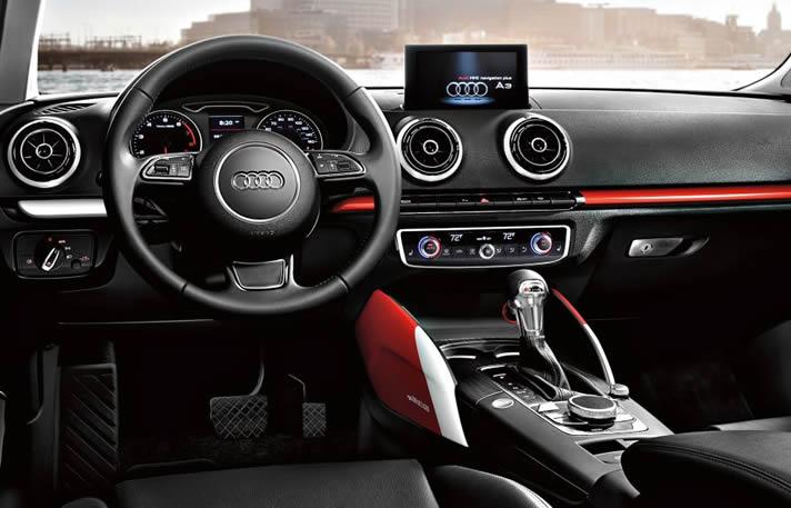 Audi A3 cab hire