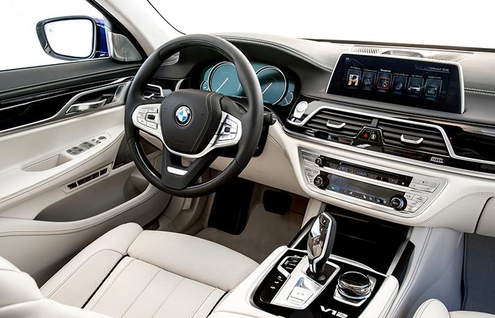 BMW Serie 760 iL