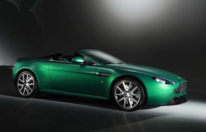 Aston Martin V8 Cabriolet