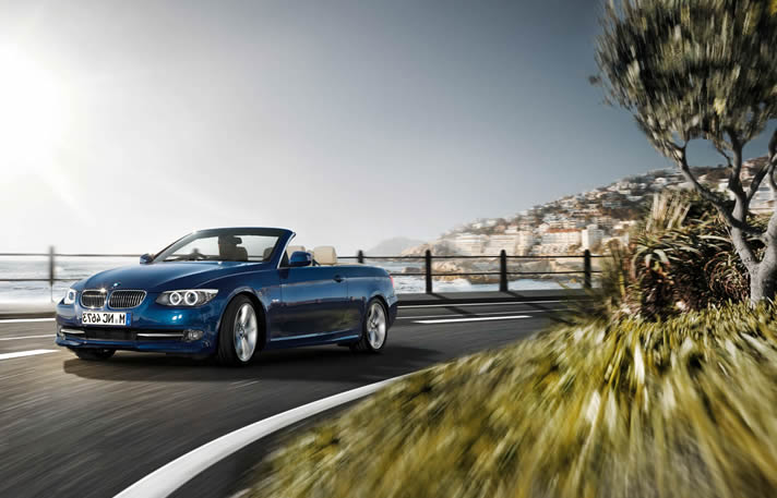 BMW Serie 3 Convertible