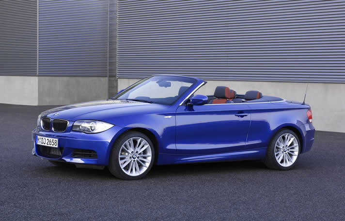 BMW 120 CAB