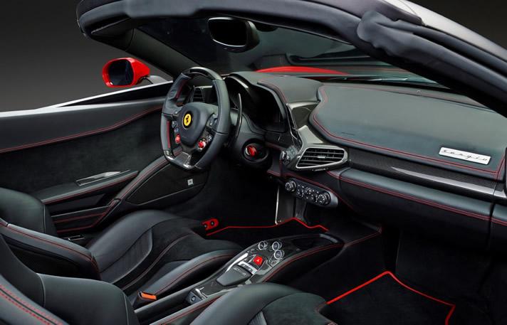 Ferrari Sergio hire