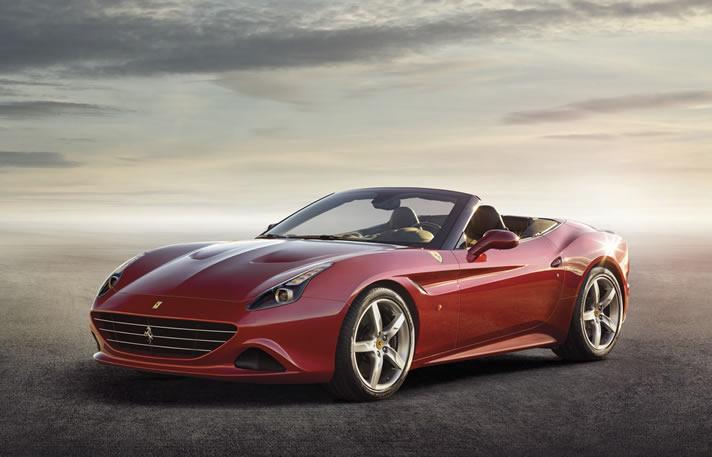 Ferrari California rental