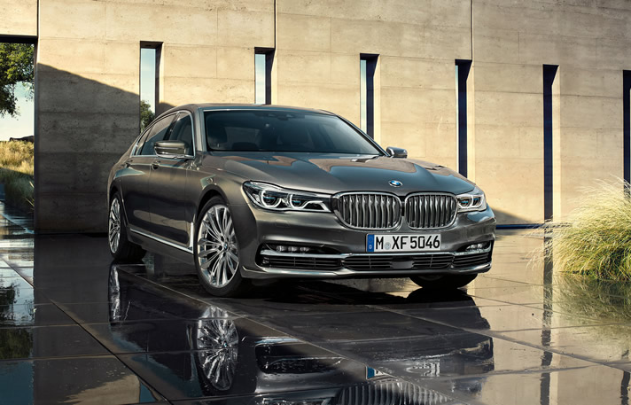 BMW 750IL SERIES