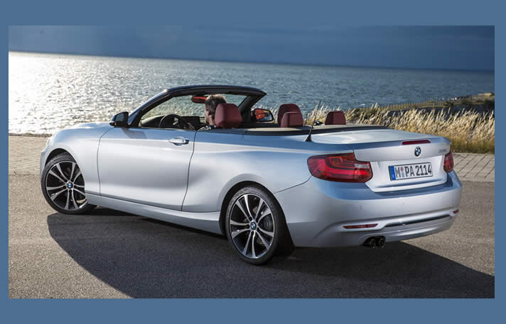 BMW 2 Series cab