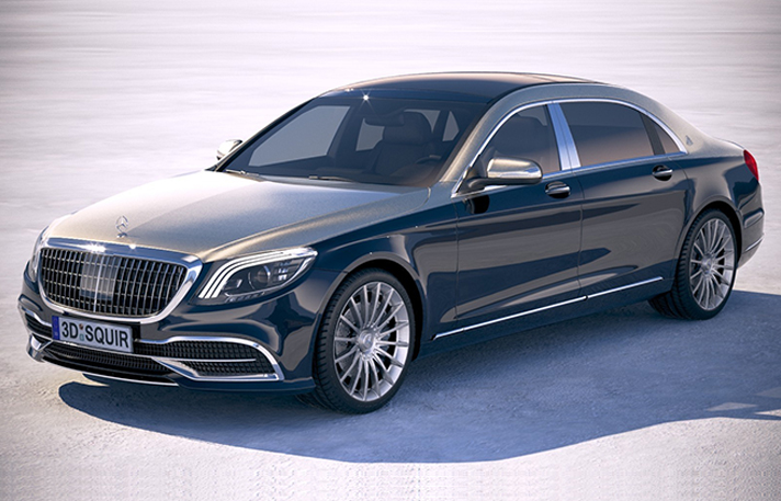 Mercedes S 560 Maybach
