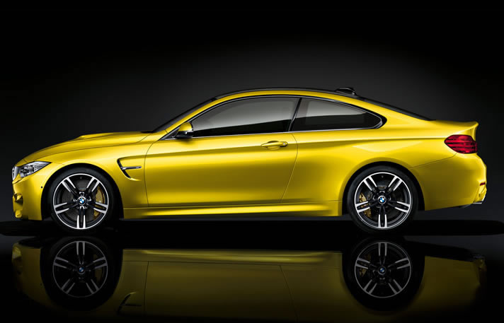 Rent a BMW M4 Coupe