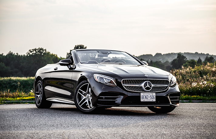 Mercedes Class S560 Cabriolet